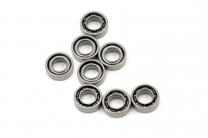 TRAXXAS запчасти Bearings, 3x6x2mm (8)