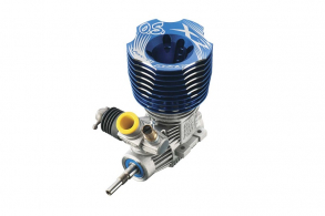 O.S. Engines O.S. 21XZ-B V2 ABC VII w:3 Free Glow Plugs