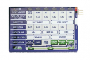 Castle Creations  Field Link Portable Program Card Air
