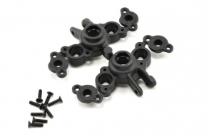 RPM Traxxas 1:16th Scale Axle Carriers - Black