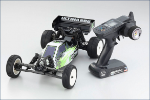 KYOSHO 1:10 EP 2WD Ultima RB6 RTR