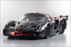 KYOSHO 1:10 EP 4WD Fazer Ferrari FXX VE RTR