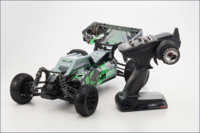 KYOSHO 1:10 EP 4WD RACING BUGGY DIRT HOG (Green)