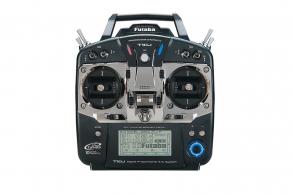 Futaba 10J 10-Ch 2.4GHz Air S-FHSS Mode 2
