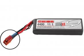 Team Orion Batteries Li-Po 11,1В(3S) 4400mah 50C SoftCase Deans plug with LED charge status