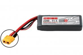 Team Orion Batteries Li-Po 11,1В(3S) 2200mah 50C SoftCase XT60 plug with LED charge status