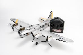 EasySky B-17 Flying Fortress 5Ch RTF 3G