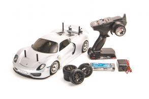 KYOSHO 1:10 EP 4WD FAZER VE PORSCHE 918 Spyder VE