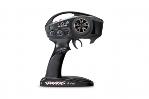 TRAXXAS запчасти TQi 2.4 GHz radio system, 2-channel Traxxas Link enabled (2-ch transmitter, 5-ch micro receiver)