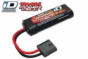 TRAXXAS Battery Battery, Series 1 Power Cell, 1200mAh (NiMH, 6-C flat, 7.2V, 2:3A)