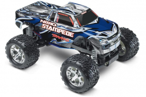 TRAXXAS Nitro Stampede 2WD 1:10 RTR + NEW Fast Charger