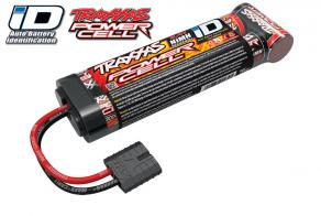 TRAXXAS Battery Battery, Power Cell, 3000mAh (NiMH, 7-C flat, 8.4V)