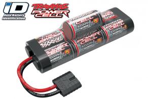 TRAXXAS Battery Battery, Series 5 Power Cell, 5000mAh (NiMH, 7-C hump, 8.4V)