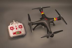 SYMA X8C 4CH quadcopter with 6AXIS GYRO (с камерой)