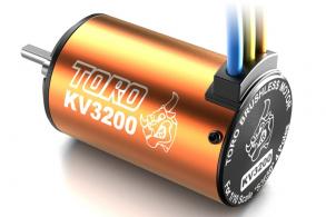 SkyRC SkyRC 1:10 Toro BL Motor (5400KV Sensorless)