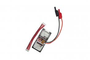 SkyRC Parallel Adptor, Dual Port Safe 2-8S