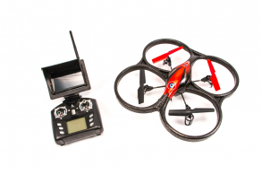 WLTOYS V606G Mini UFO Quadcopter (FPV 5.8 GHz)
