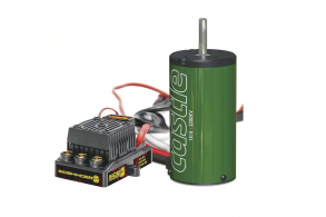 Castle Creations  SIDEWINDER 8TH ESC AND MOTOR COMBO