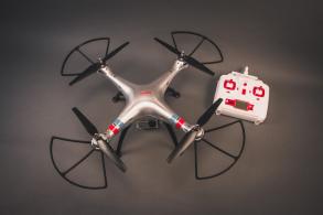 SYMA X8G 4CH quadcopter with 6AXIS GYRO (с камерой)