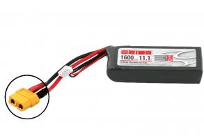 Team Orion Batteries Li-Po 11,1В(3S) 1600mah 50C SoftCase XT60 plug