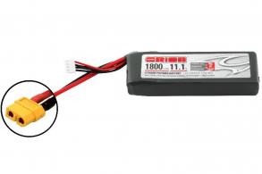 Team Orion Batteries  Li-Po 11,1В(3S) 1800mah 50C SoftCase XT60 plug with LED charge status