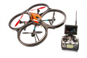 WLTOYS V393A Quadcopter (Brushless FPV 5.8 GHz)