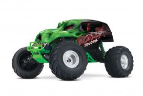TRAXXAS Monster Jam 2WD SKULLY BODY