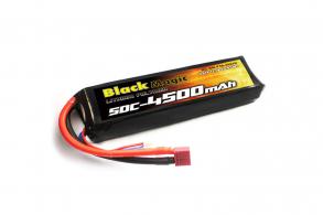 Black Magic LiPo 11,1V(3S) 4500mAh 50C Deans plug