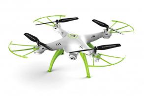 SYMA X5HW 4CH quadcopter with 6AXIS GYRO (с FPV камерой)