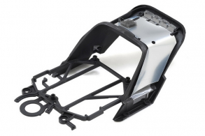 TRAXXAS запчасти Main frame, upper (black)