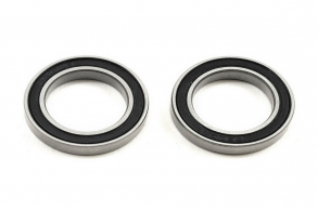 TRAXXAS запчасти Ball bearing, black rubber sealed (17x26x5mm) (2)