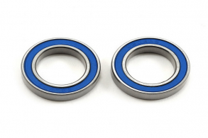 TRAXXAS запчасти Ball bearing, blue rubber sealed (15x24x5mm) (2)
