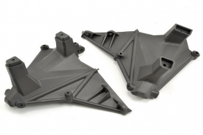 TRAXXAS запчасти Shock tower, rear (left & right halves)