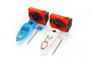 Create Toys Радиоуправляемые катера с надувным бассейном