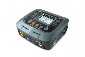 SkyRC Q200 200W:10A X 4 AC:DC