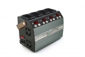 SkyRC 4P3 charger w: P4 charging cable (DJI Phantom3, DJI Phantom 4)