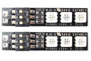 SkyRC RGB LED Board  10-13v DC