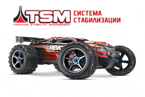TRAXXAS E-Revo 1:10 4WD Brushless TQi TSM (w:o Battery and Charger)