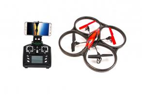 WLTOYS V606K Mini UFO Quadcopter (Wi-Fi FPV)