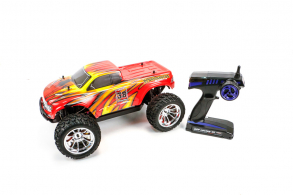 HSP 1:10 EP 4WD Off Road Monster (Brushed, Ni-Mh)