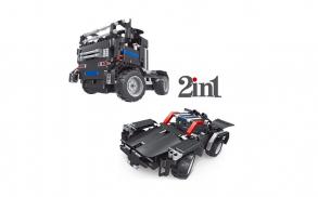 QIHUI Радиоуправляемый грузовик и трактор