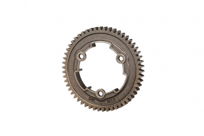 TRAXXAS запчасти  Spur gear, 54-tooth, steel (1.0 metric pitch)