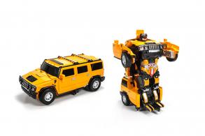 MZ Трансформер Hummer H2 1:14