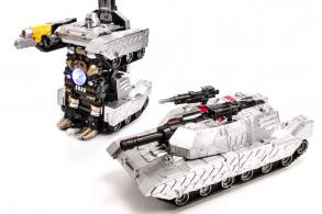 MZ Трансформер Tank 1:14 (стреляет присосками)