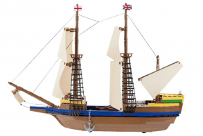 COBI PILGRIN  SHIP  MAYFLOW