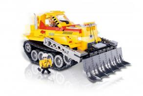 COBI Bulldozer