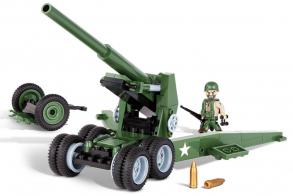 COBI 155 mm Gun M1 Long Tom