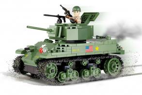 COBI M5A1  STUART  VI