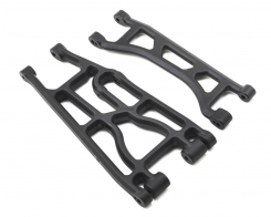 RPM Traxxas X-Maxx Upper & Lower A-Arms (Black)
