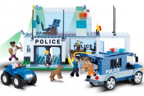 COBI Police HQ